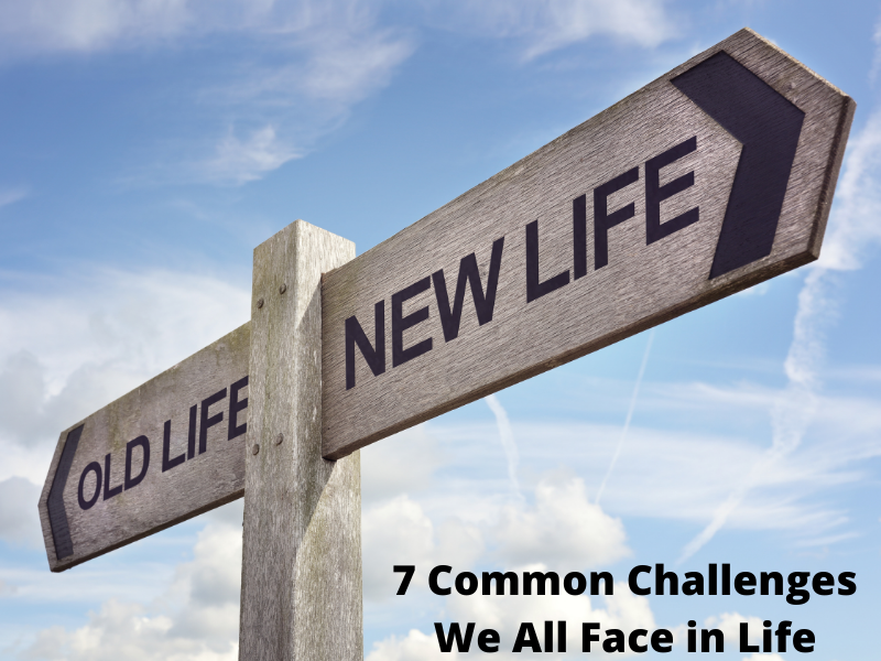 7 Common Challenges We All Face in Life